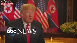 Trump clarifies whether North Korea will denuclearize