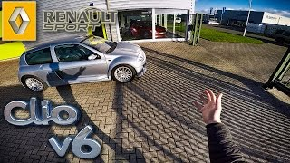 Renault Clio V6 Review POV Test Drive by AutoTopNL