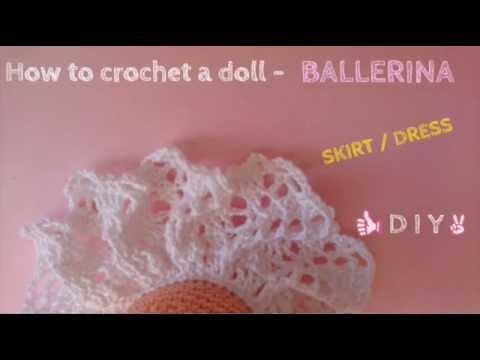 Honey Bunny Amigurumi Dress-Up Doll with Garden Play Mat: Crochet ...   360x480