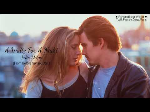 [Vietsub+Lyrics] A Waltz For a Night - Julie Delpy (Before Sunset OST)