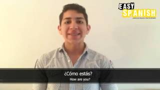 10 INFORMAL phrases for first conversations - Easy Spanish Basic Phrases (1)