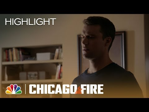 Dawson Says Goodbye - Chicago Fire (Episode Highlight)