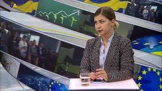 Ольга Стефанишина рассказала, какие проекты запустит Украина в рамках имплементации ассоциации с ЕС