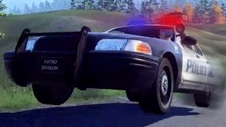 H1Z1 Battle Royale - HILARIOUS COP FAIL!