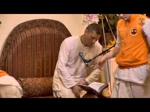Шримад Бхагаватам 4.12.38 - Акинчана Кришна Прабху