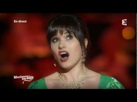 Olga Peretyatko - Donizetti - Orange - O luce di quest'anima [HD]