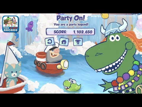 Toy Story Toons: Partysaurus Rex - When The Water Flows, The Party Grows (Disney Games)