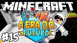 Finalmente, a Construção Da Estação Espacial! - Era do Futuro: Minecraft #15