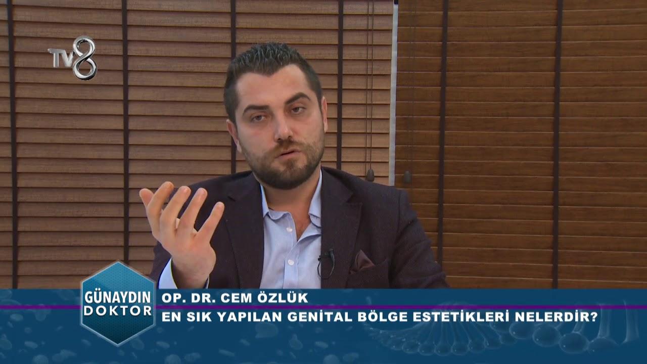 Penis Büyütme ve Kalınlaştırma ile Genital Bölge Estetiği TV 8 Kanalında Yayınlanan Ropörtajımız