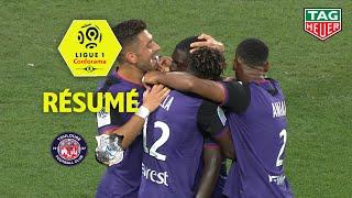 Toulouse FC - Amiens SC ( 2-0 ) - Résumé - (TFC - ASC) / 2019-20