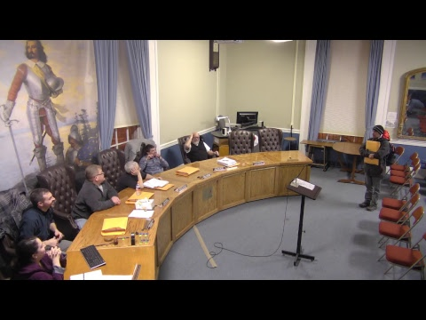 City of Plattsburgh, NY Meeting  3-25-19