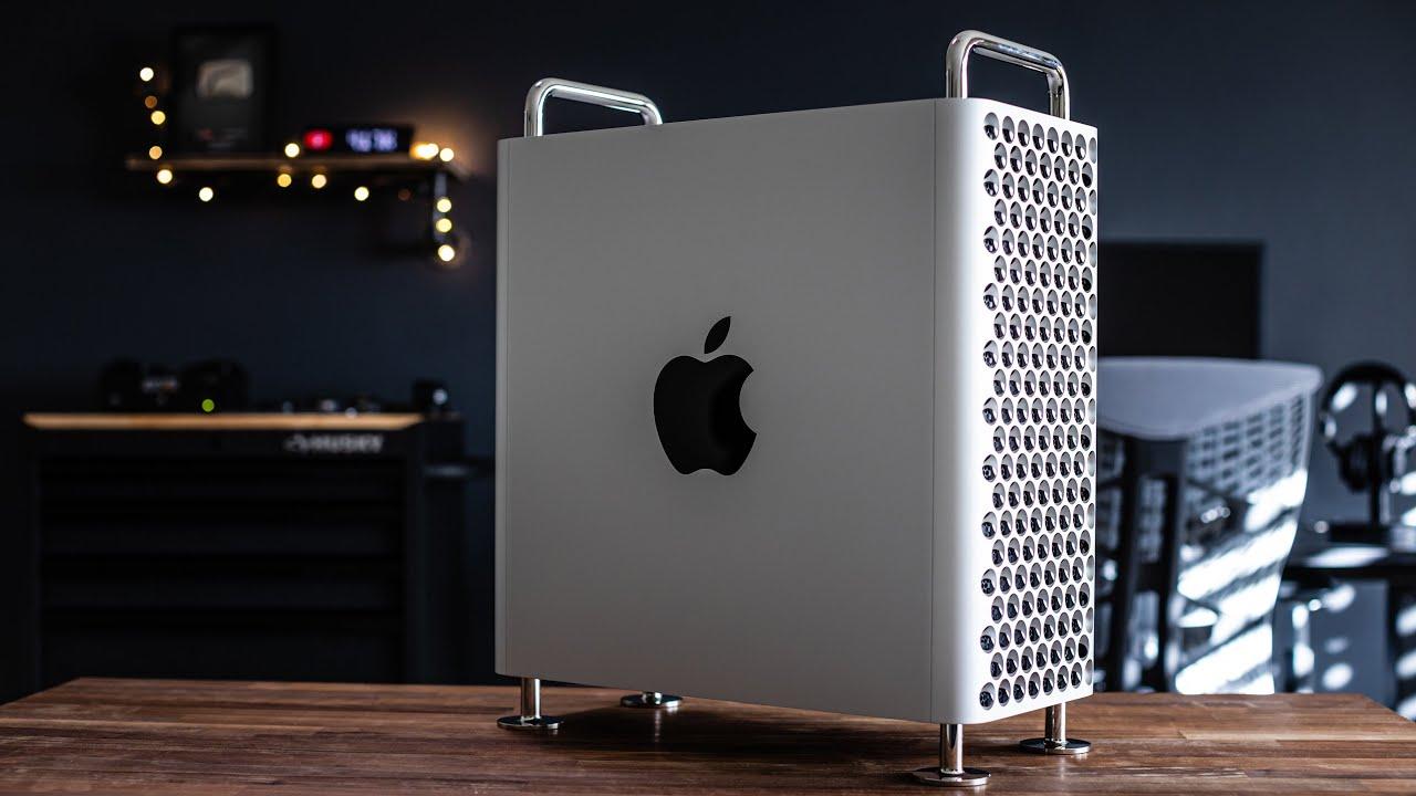 Apple Mac Pro 2019 BEST SPECS for Adobe Premiere Pro Editors