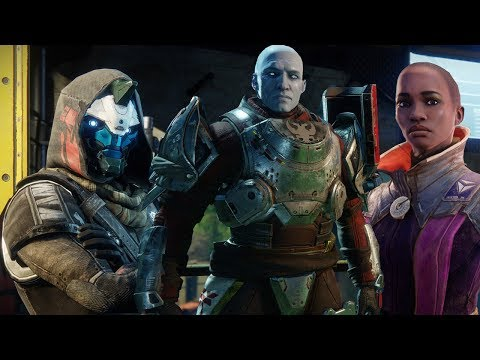 Destiny 2: Review in Progress Live! (Day 1)