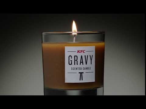 Ashley Nics - KFC Just Introduced Their New Scented Candles!
