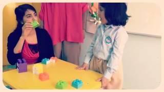 حصه نموذجيه تعليم الاطفال حضانة ستار برى سكول ثنائية اللغة