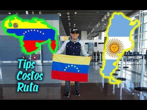 Viajar a Argentina (Tierra y aire) por Brasil 400$ | Ruta, Tips y Costos