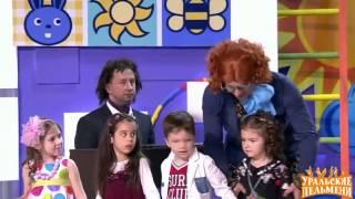 -Первомай в детском саду Уральские пельмени.