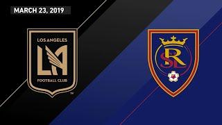 LAFC vs. Real Salt Lake | HIGHLIGHTS - March 23, 2019 thumbnail