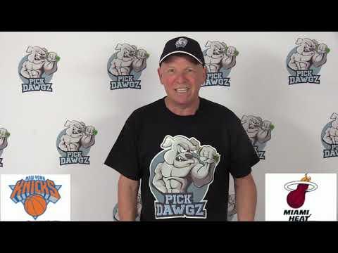 Miami Heat vs New York Knicks 12/20/19 Free NBA Pick and Prediction NBA Betting Tips