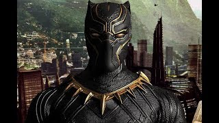 Dr. Reggie Destroy The Movie Black Panther
