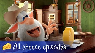 🧀 Booba - All Cheese Episodes Compilation - Cartoon for kids