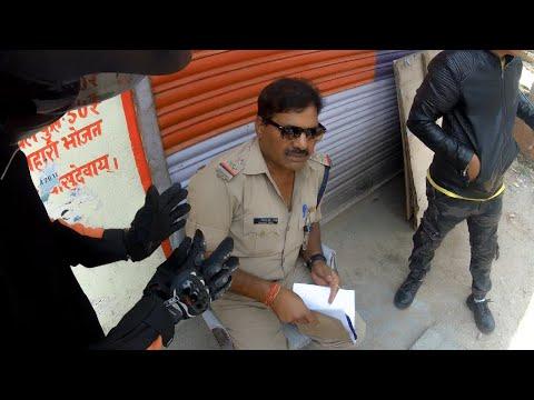 Again Caught By Cops | Rishikesh