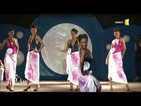 Miss Mayotte 2014 & Mayotte Capoeira Arte Negra