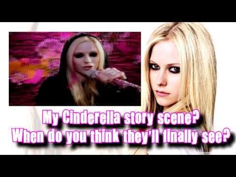 Avril Lavigne - The Best Damn Thing (Instrumental) (Lyrics)