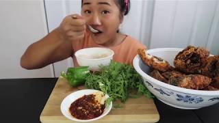 HOMEMADE FRIED TILAPIA | CHINLADY