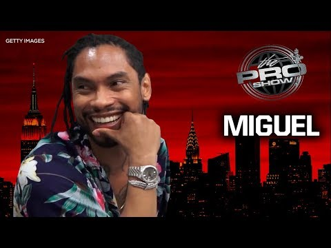 Miguel Is Back: Talks Engagement,  New Music + Sky Walker!