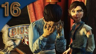 Mr. Odd - Let's Play Bioshock Infinite Part 16 - Mrs. Lin is Here, Where's Mr. Lin?