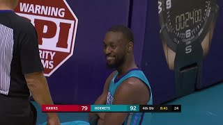Quarter 4 One Box Video :Hornets Vs. Hawks, 10/19/2017