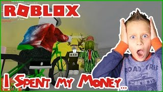 House Tour / I Spent My Money / Roblox Welcome to Bloxburg