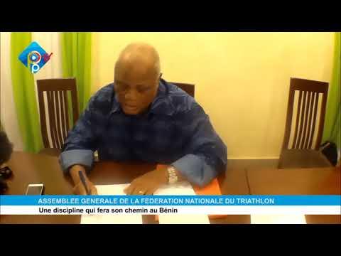 PLUSPRES TV / BENIN  SPORT : TREATLON