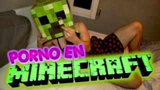 Ahora los adolescentes se masturban con Minecraft