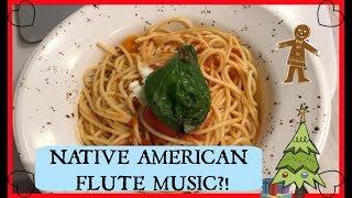 NATIVE AMERICAN FLUTE MUSIC?! 6th December 2018 Vlogmas/ Uni vlog