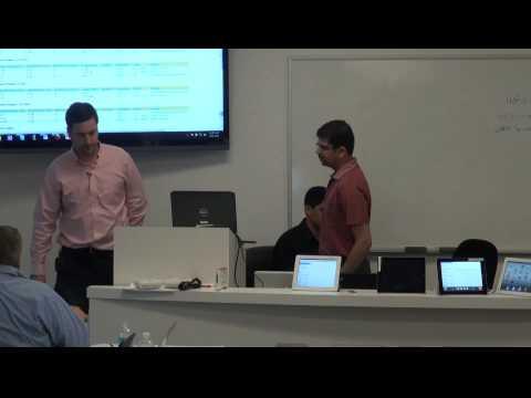 Peter Lane and Bala Krishnamurthy Discuss Aruba Spectrum Analysis