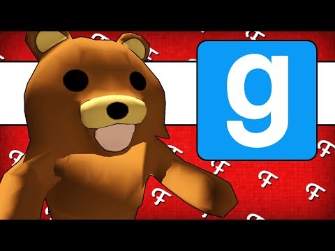 Gmod: Hide From PedoBear! (Garrys Mod Super PedoBear - Comedy Gaming)