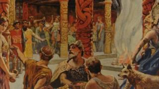 "Anglo-Saxon Folk Music - ""Wælheall"""