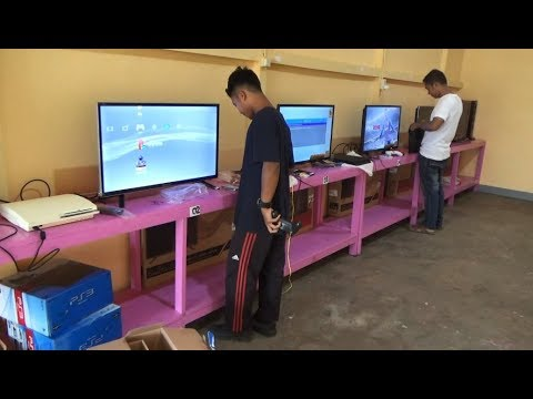 OPENING RENTAL PS3 & PS4 DI SAMBAS, KALBAR