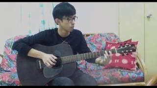派對動物 Party Animal(MAYDAY五月天) - arr. by JoeSiang 卓祥 ♪ (Percussive Fingerstyle)