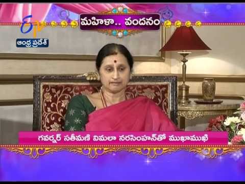 ETV Exclusive Interview With Vimala Narasimhan