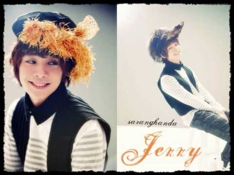 Jerry Ft. Ha Ju Yeon of Jewelry - Saranghanda (사랑한다)