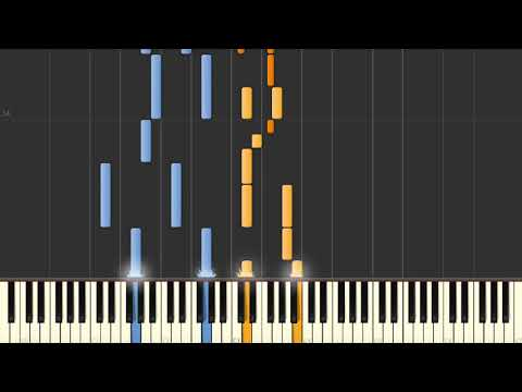 Fields of Gold (Sting) - Piano tutorial
