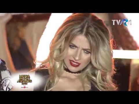 Lidia Buble la Media Music Awards 2016