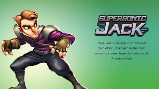 SuperSonic Jack - Android Gameplay HD