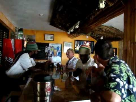 Bob Marley Museum Bar at Nine Mile Jamaica