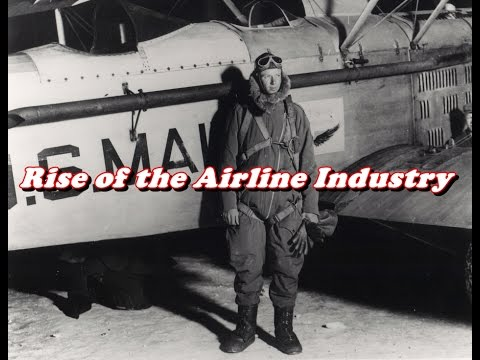 History Brief: The Rise of the Airline Industry