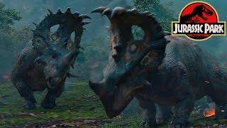 InGen's List: The Sinoceratops Of Jurassic World