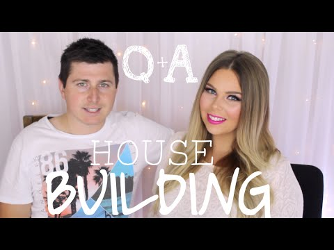 Building a House Q and A CUWTC